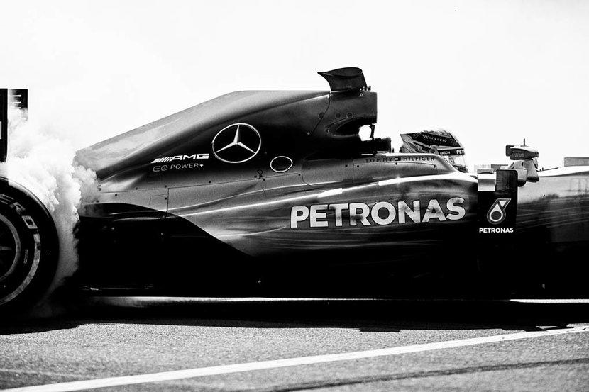 Tommy Hilfiger, Mercedes-AMG, Formula 1