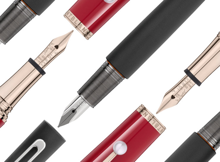 Montblanc, Montegrappa, M by Marc Newson, Pens, Writing Instruments