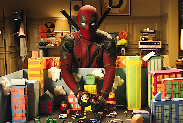 Deadpool, Deadpool 2, Ryan Reynolds, Josh Brolyn