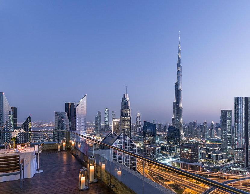 Valentines Day, Shangri-La Dubai