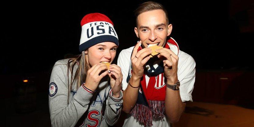Winter Olympics, Olympics