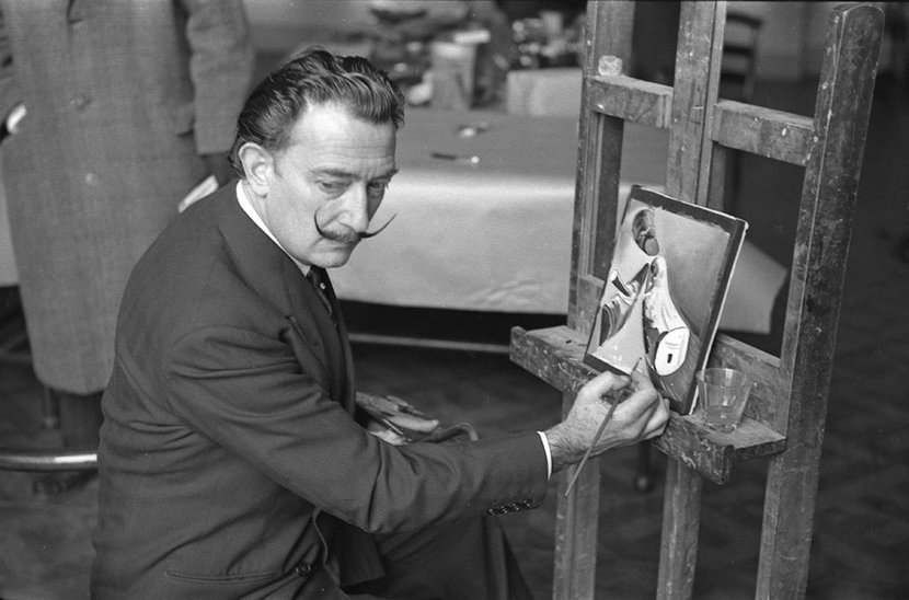 Salvador Dali, Memories Exhibition, Art, Difc