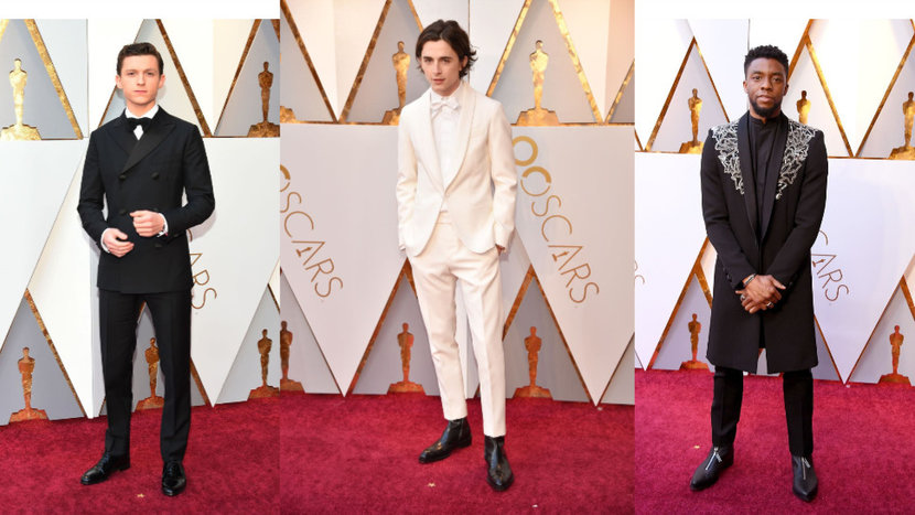 Oscars, Oscars 2018, Best-dressed