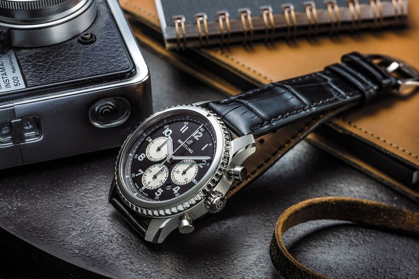 Breitling, Navitimer 8, Watches, Baselworld 2018