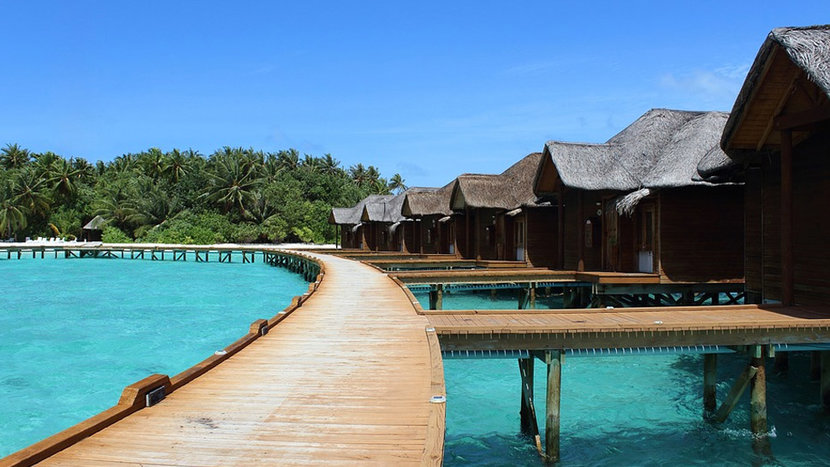 Travel, Maldives, Esquire Guide To...