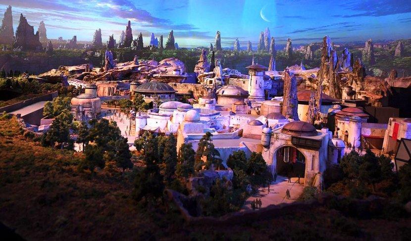 Disney, Star wars, Disney Star Wars Park
