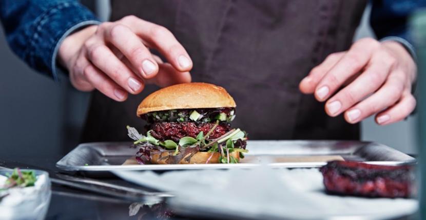 Mealworm Burgers, Burgers, Food, Food science