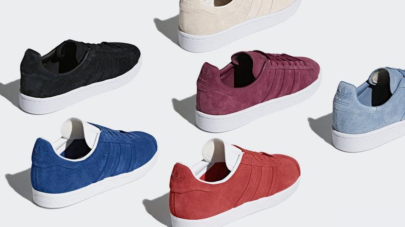 Adidas, Adidas Originals, Gazelles, Campuses