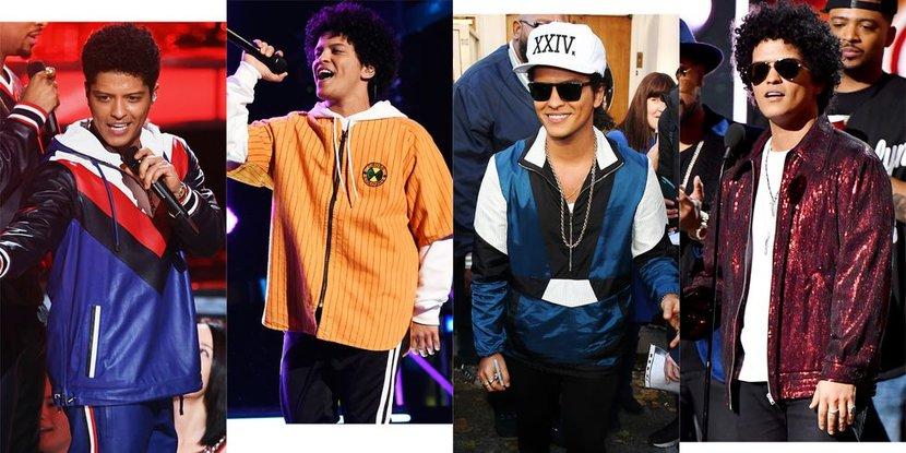 Bruno Mars, Style