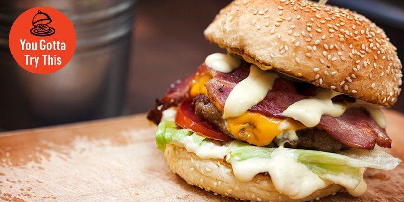 Burgers, Mayonnaise, Ketchup, Hellman's
