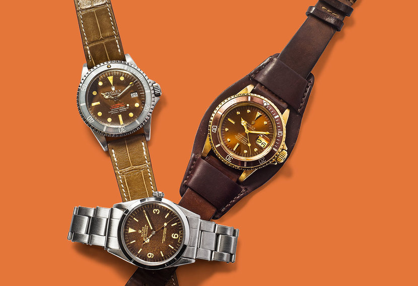 Rolex, Sundial, Vintage watches, Magazine, May 2018