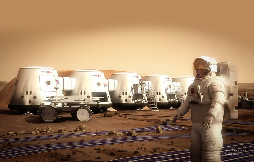 Mars, Space, Red Planet, Mars One, Elon musk, May 2018