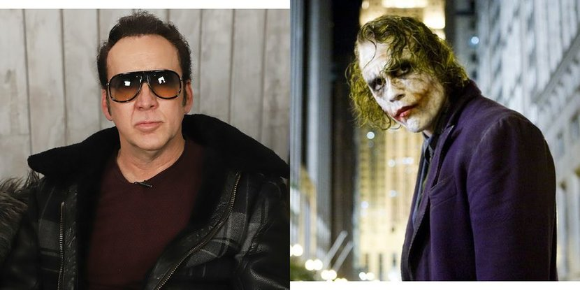Joker, Nicolas Cage