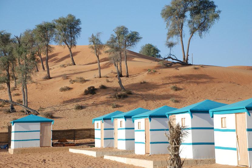 Alma cabins