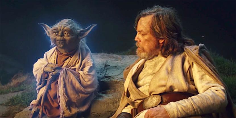Star wars, Star Wars IX, Yoda, Luke Skywalker