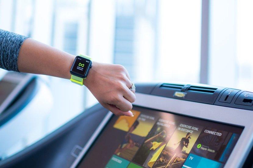 Gym, GymKit, Apple, Technogym