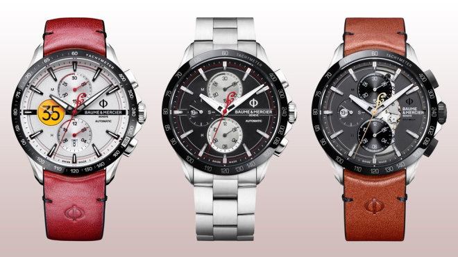 Baume Mercier, Watches, Indian Motorcycles
