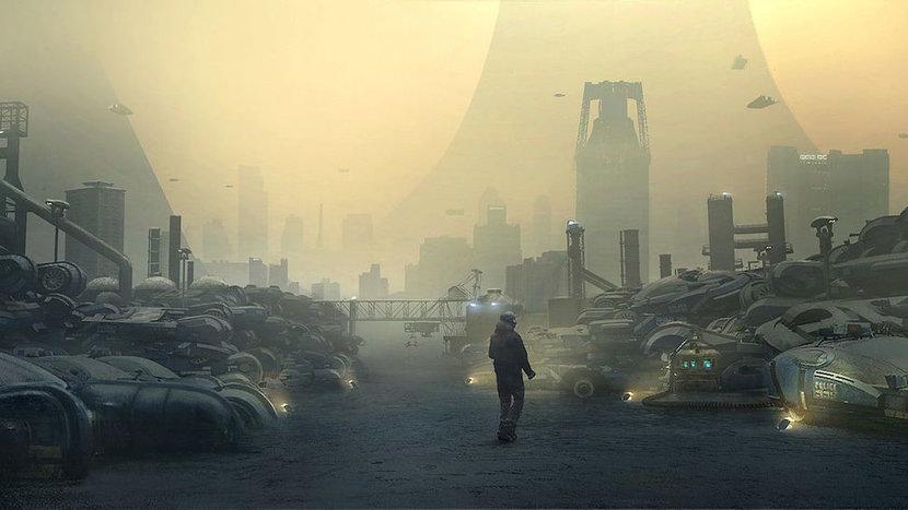 Sci-Fi, Blade Runner