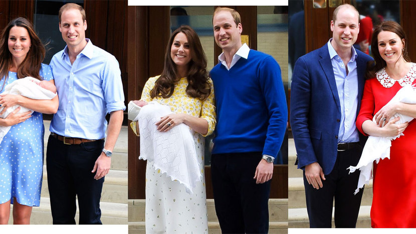 Prince William, Kate Middleton, Baby, Royal Baby, Street style