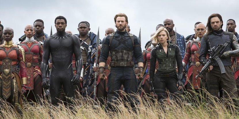 Avengers, Avengers Infinity War