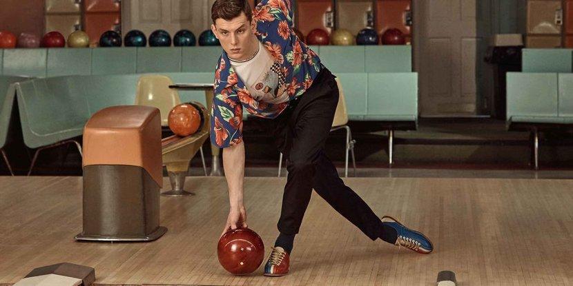 Prada, Mr Porter, Bowling, Style