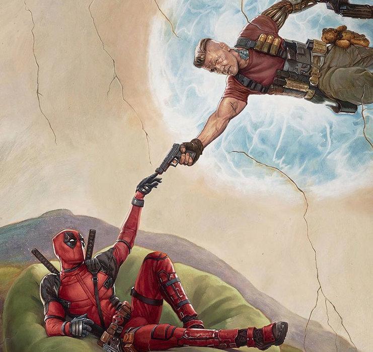 Deadpool 2, Ryan Reynolds, Josh Brolin, Marvel, Sony Pictures, Movies