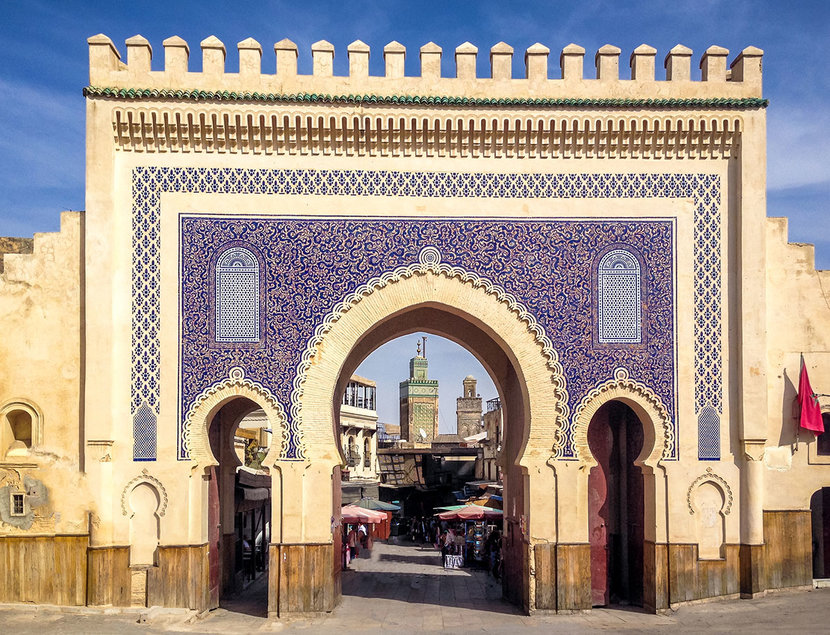 Esquire Travels, Fes, Morocco