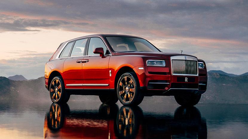Rolls-Royce, Rolls-Royce Cullinan, Cullinan, Rolls-Royce SUV