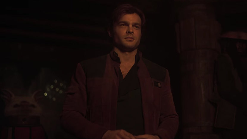 Solo: A star wars story, Han Solo, Alden Ehrenreich, Harrison Ford