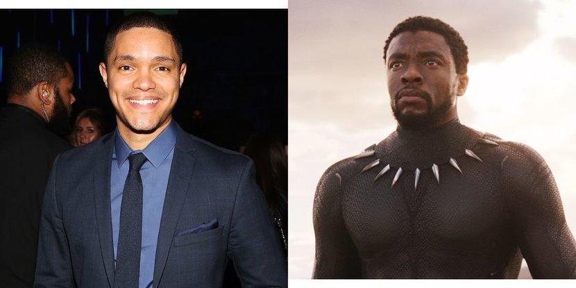 Black Panther, Trever Noah