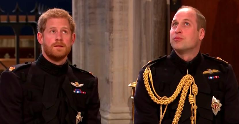 Royal Wedding, Prince Harry, Meghan Markle, Prince William