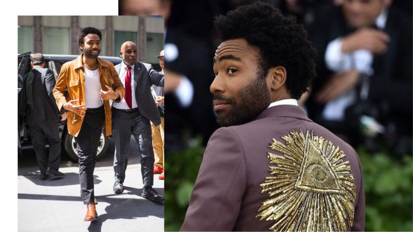 Donald Glover, Style, Street style, Celebrity Style