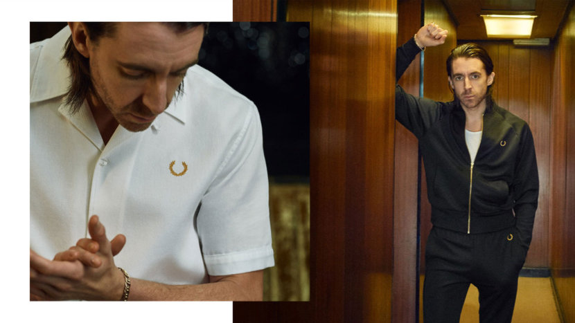 Fred Perry, Polo shirt, Fred Perry x Miles Kane