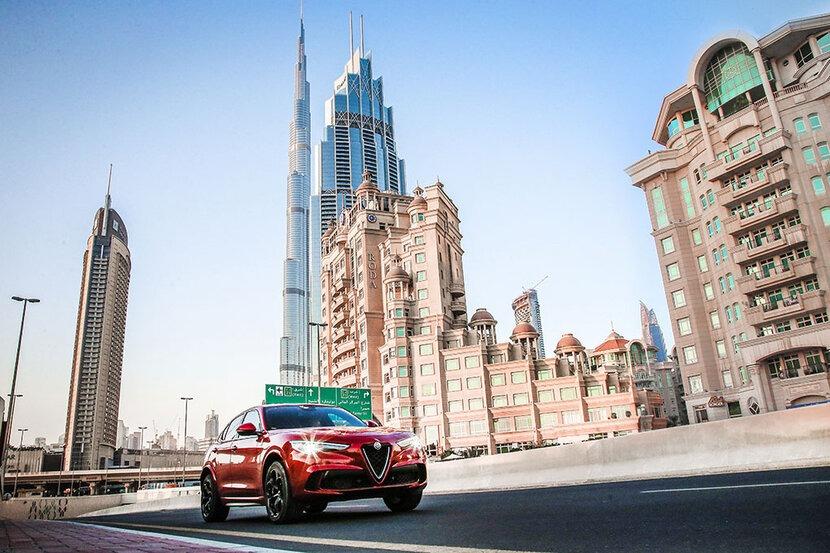 Alfa Romeo, SUV, Cars