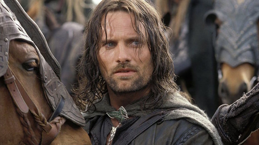 Lord of the rings, LoTR, Aragorn, Amazon, Amazon TV