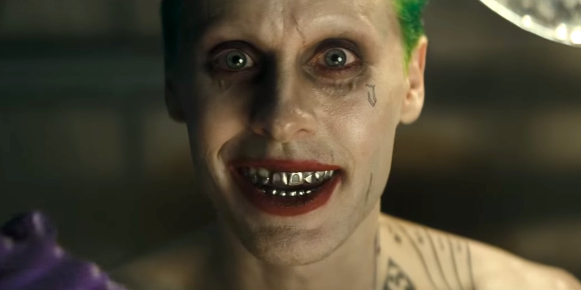 Jared Leto, Joker Movie, The Joker, Suicide Squad