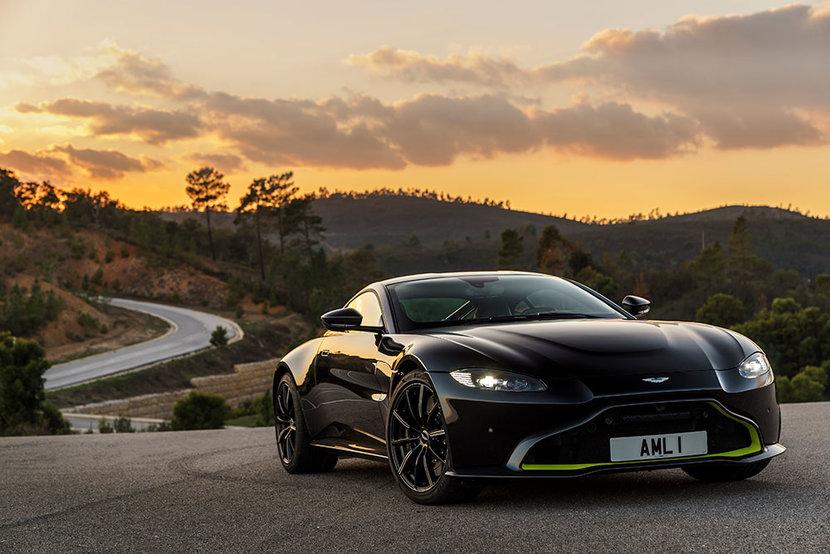 Aston Martin, Aston Martin Vantage