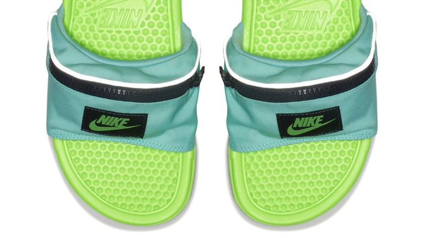 Nike, Sandals, Fanny Pack, Fanny Pack Sandals