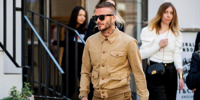 David Beckham, Clarks