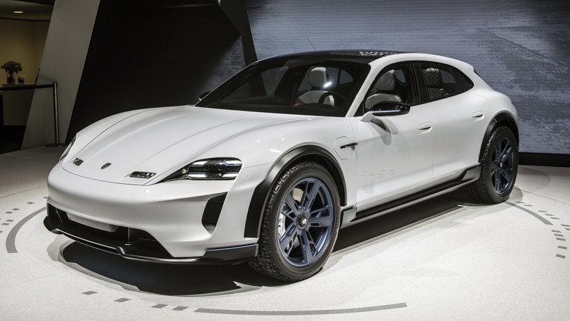 Porsche Taycan, Porsche, Taycan, New car