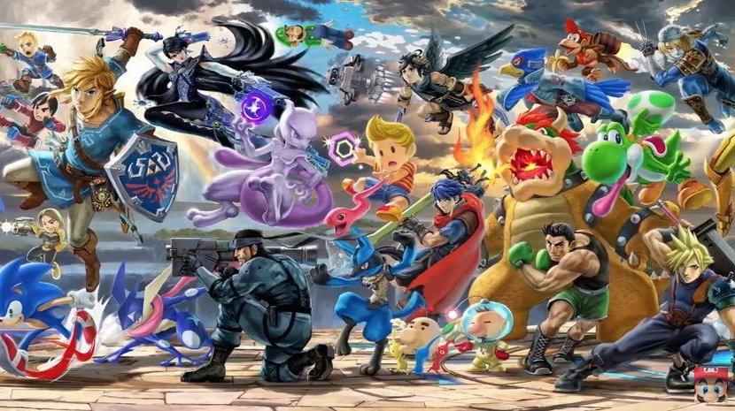 Super Smash Bros., Nintendo, E3