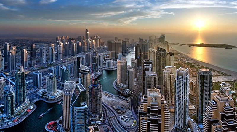 Dubai, Hardworking cities, UBS Bank