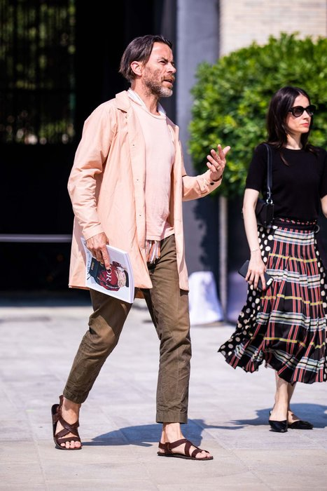 Street style, Milan, Milan fashion week