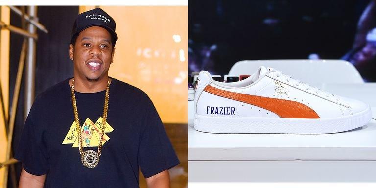 Jay-Z, Puma, NBA, Basketball