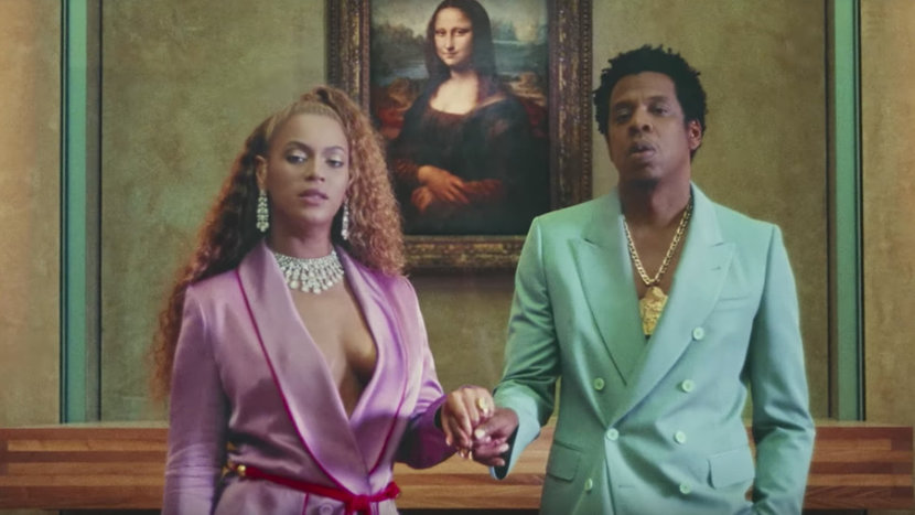 Jay-Z, God Bless the Carters, Beyonce, Apesh*t