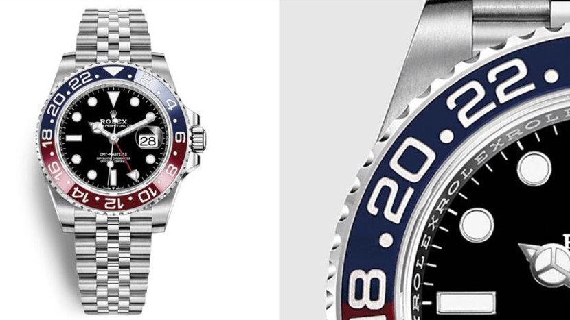Rolex, Rolex GMT Master II, GMT Master II, Watches