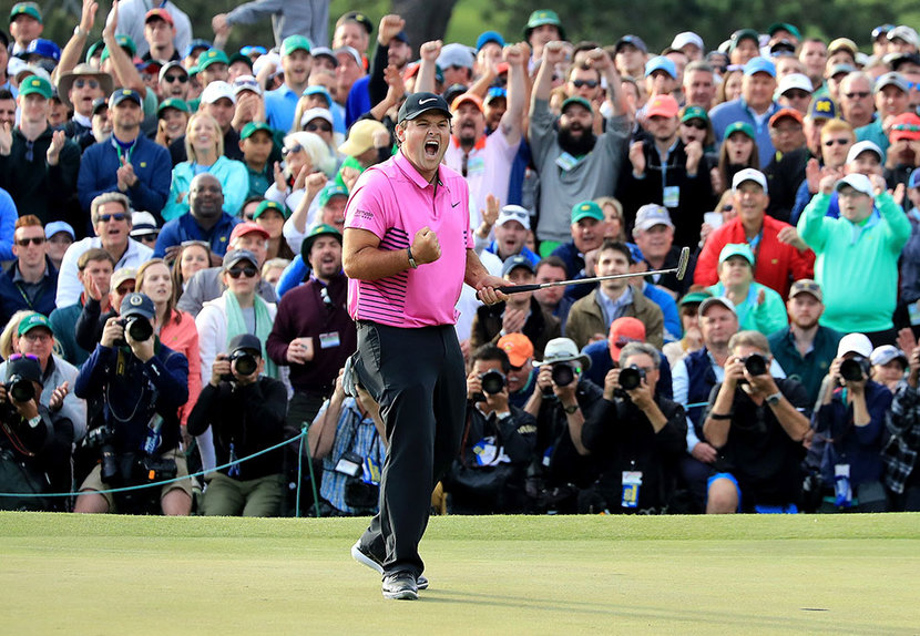 Patrick Reed, US Masters, Golf, Interview