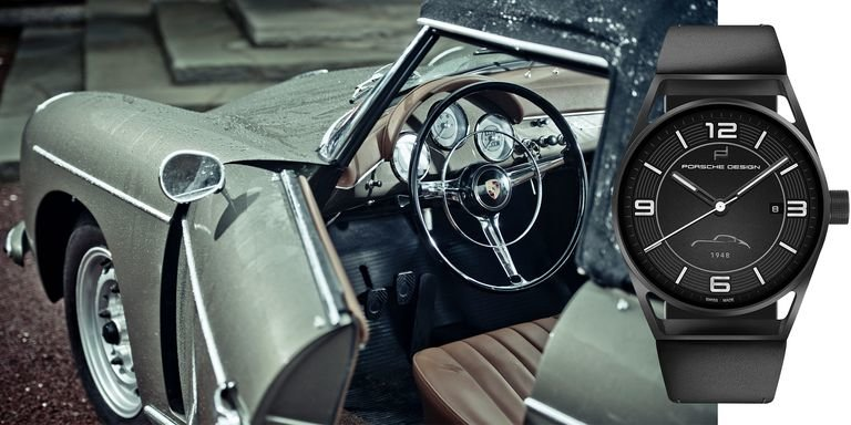 Porsche, Porsche design, 70-years, Datetimer