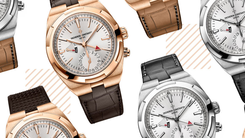 Vacheron Overseas, Overseas Dual Time, Vacheron Constantin, Watches, Overseas