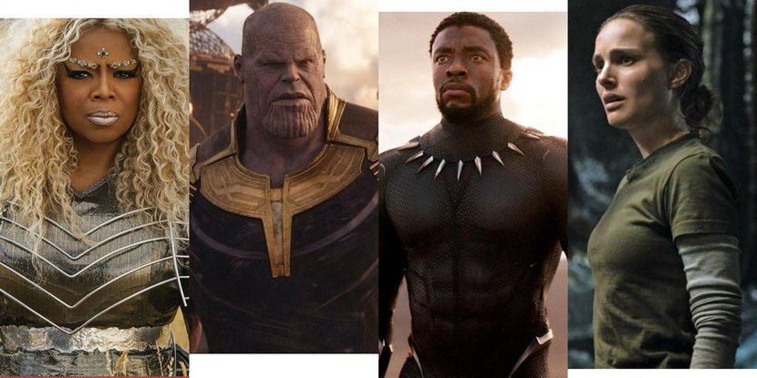 Sci-Fi, 2018 movies